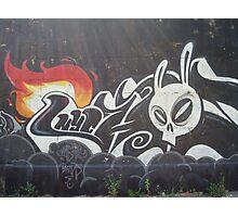 Ren Graffitti Photographic Print