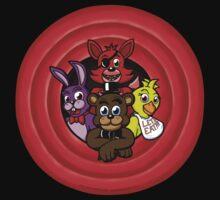 The Fazbear Four by hotcheeto89