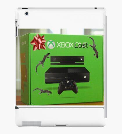 X Box Lost iPad Case/Skin