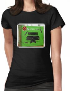 X Box Lost Womens Fitted T-Shirt