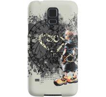 Sora heart world Samsung Galaxy Case/Skin