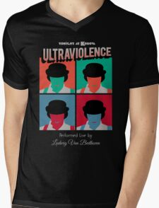 Ultraviolence Pop Mens V-Neck T-Shirt