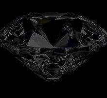 Black Diamond iPhone / Samsung Case by Tucoshoppe