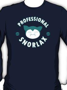 Professional Snorlax T-Shirt