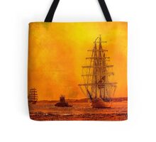 Morning of Glory  Tote Bag