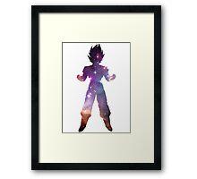 cosmic goku Framed Print
