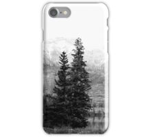 Just the two of us iPhone Case/Skin