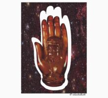 the Celestial Hand of Buddha by richardredhawk