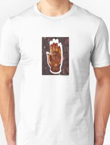 the Celestial Hand of Buddha T-Shirt