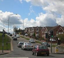 april in the suburbs   East Midlands by yorkyanne
