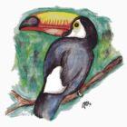 Tucan by mago