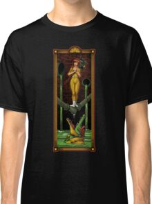The Haunted Sewer: Reporter Girl Classic T-Shirt