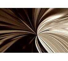 Milk Chocolate Photographic Print