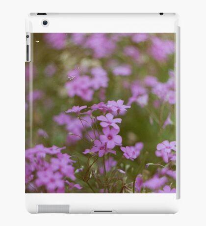 Film flowers iPad Case/Skin