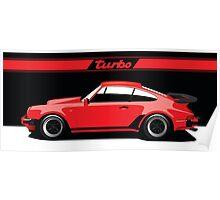 Porsche 930 Turbo  Poster