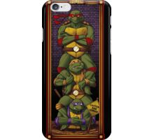 The Haunted Sewer: Quick Sludge iPhone Case/Skin