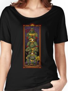 The Haunted Sewer: Quick Sludge Women's Relaxed Fit T-Shirt