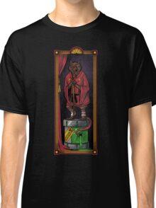 The Haunted Sewer: Mutagen Keg Classic T-Shirt