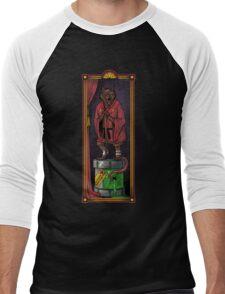 The Haunted Sewer: Mutagen Keg Men's Baseball ¾ T-Shirt