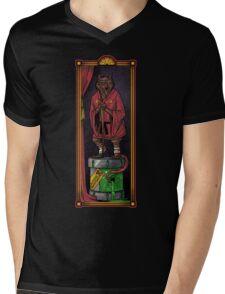 The Haunted Sewer: Mutagen Keg Mens V-Neck T-Shirt