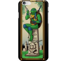 The Haunted Sewer: Here Lies Shred iPhone Case/Skin