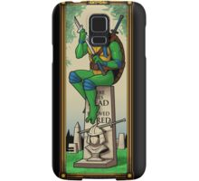 The Haunted Sewer: Here Lies Shred Samsung Galaxy Case/Skin