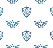 The Legend of Zelda Pattern Sticker