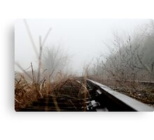 Not Used Canvas Print