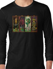 The Haunted Sewer Long Sleeve T-Shirt