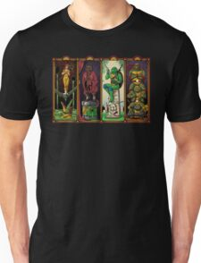 The Haunted Sewer Unisex T-Shirt