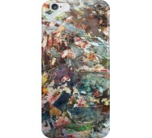paint palette iPhone Case/Skin