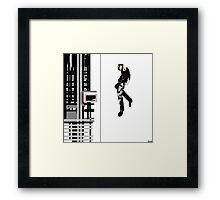 ping revisited Framed Print