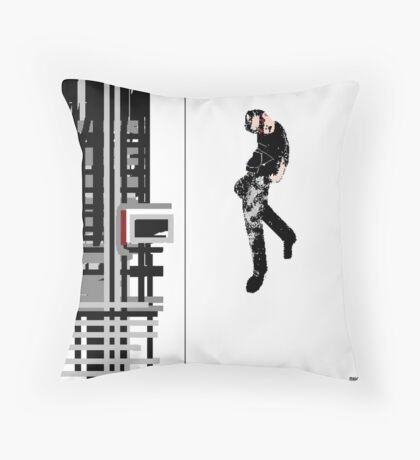 ping revisited Throw Pillow