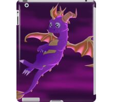 Flying Spyro - normal version iPad Case/Skin