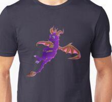 Flying Spyro - normal version Unisex T-Shirt