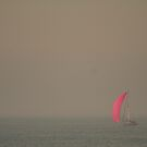 Pink Sails by KathO