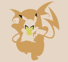 Pichu - Pikachu - Raichu by lomm