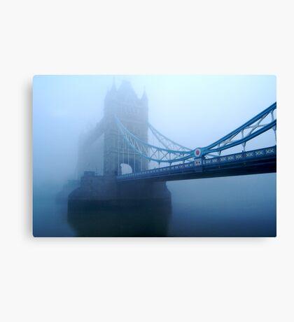 London Smog Canvas Print