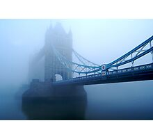 London Smog Photographic Print