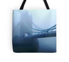 London Smog Tote Bag