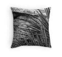 Yucca & Stone Throw Pillow