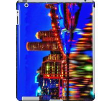 Night of Blue - Fort Point Channel, Boston iPad Case/Skin