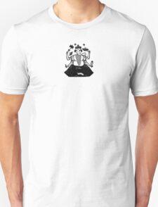 Ganesh Stamp Art T-Shirt