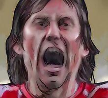 Tomas Rosicky by ArsenalArtz