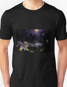 Mega luxray  Unisex T-Shirt