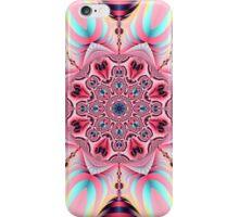 The blooming kaleidoscope iPhone Case/Skin