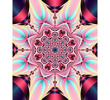 The blooming kaleidoscope Photographic Print