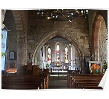 St Mary the Virgin - Main Altar Poster