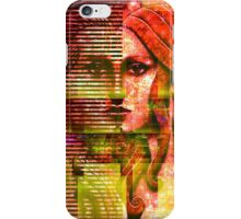 """"""" The body is the temple of the spirit. """" iPhone Case/Skin"""