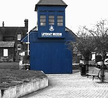 Harwich Lifeboat Museum by Susan E. King